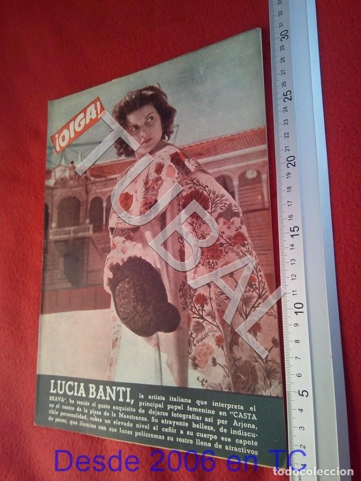 TUBAL OIGA 96 REVISTA FUTBOL 1955 BETIS SEVILLA F C U21 (Coleccionismo Deportivo - Revistas y Periódicos - otros Fútbol)