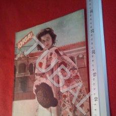Coleccionismo deportivo: TUBAL OIGA 96 REVISTA FUTBOL 1955 BETIS SEVILLA F C U21. Lote 195491503