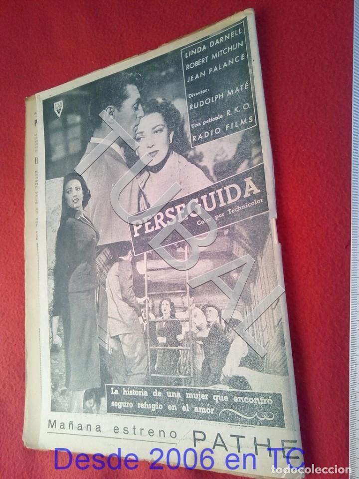 Coleccionismo deportivo: TUBAL OIGA 64 REVISTA FUTBOL 1955 BETIS SEVILLA F C TAUROMAQUIA U21 - Foto 2 - 195492470