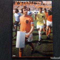 Coleccionismo deportivo: REVISTA JAPONESA FOOTBALL DAYS - JOHAN CRUYFF. Lote 196980540