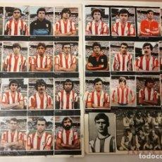 Coleccionismo deportivo: ANTIGUAS FOTOS DE REVISTAS Y PERIÓDICOS DE FÚTBOL.. Lote 197136936