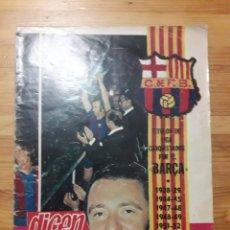 Coleccionismo deportivo: DICEN LIGA BARÇA 1973 1974 FUTBOL CLUB BARCELONA. Lote 198470347