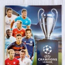Coleccionismo deportivo: ALBUM TOPPS. - UEFA CHAMPIONS LEAGUE 2015/2016 #. Lote 198533596