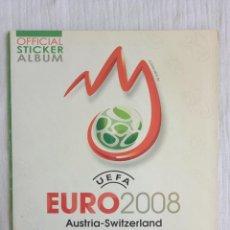 Coleccionismo deportivo: ALBUM PANINI. - UEFA EURO 2008 #. Lote 198534402