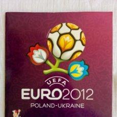 Coleccionismo deportivo: ALBUM PANINI. - UEFA EURO 2012 #. Lote 198534681