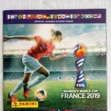 Coleccionismo deportivo: ALBUM PANINI. - FIFA WOMEN'S WORLD CUP FRANCE 2019. #. Lote 198551103