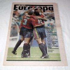 Coleccionismo deportivo: EUROCOPA FUTBOL INGLATERRA 1996 - SUPLEMENTO DIARIO EL PAIS. Lote 48474208