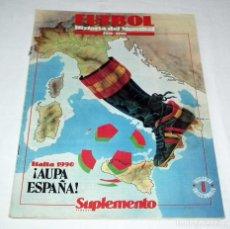 Coleccionismo deportivo: REVISTA EL SEMANAL - HISTORIA DEL MUNDIAL DE FUTBOL - FASCICULO 8. Lote 48476326