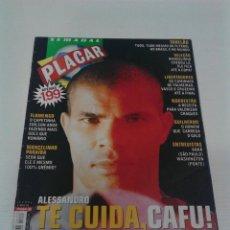 Coleccionismo deportivo: REVISTA PLACAR.. Lote 199298715