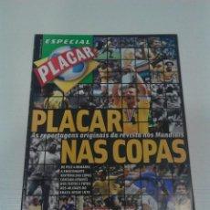 Coleccionismo deportivo: REVISTA PLACAR.. Lote 199298920