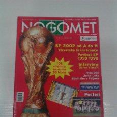Coleccionismo deportivo: REVISTA NOGOMET.. Lote 199300376