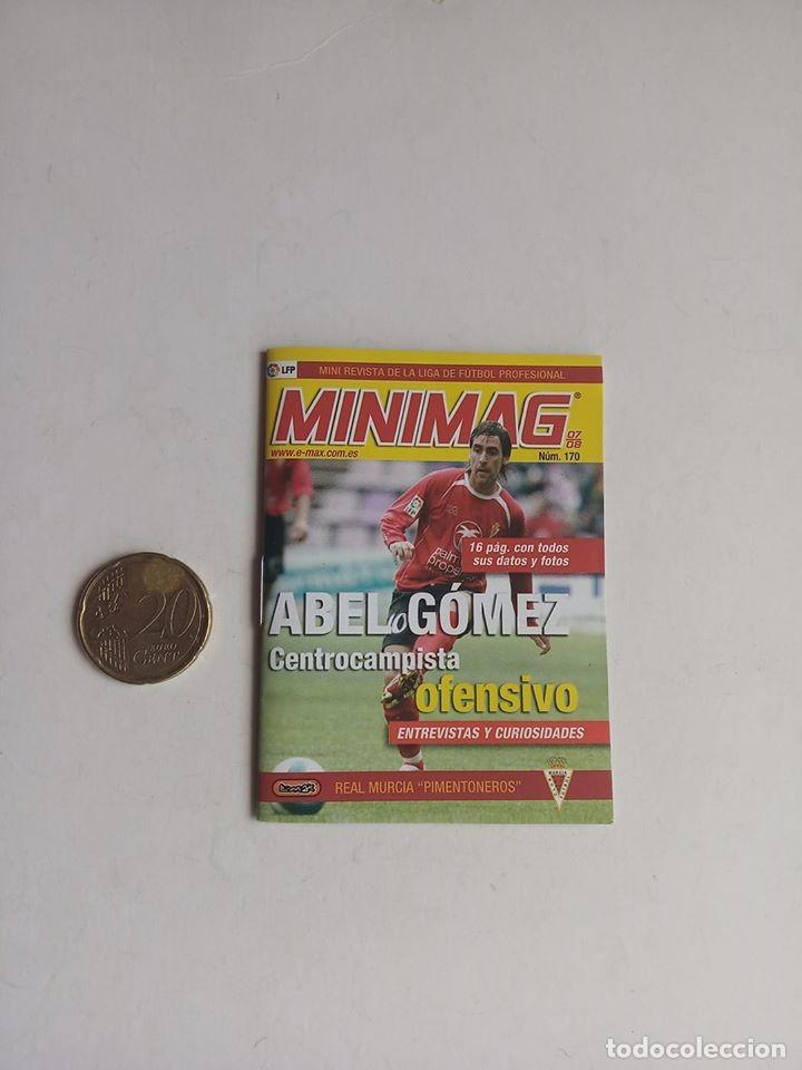 MINIMAG (Coleccionismo Deportivo - Revistas y Periódicos - otros Fútbol)