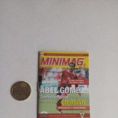 Coleccionismo deportivo: MINIMAG . Lote 199639557
