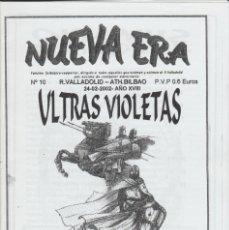 Coleccionismo deportivo: FANZINE ULTRAS VIOLETAS 48 VALLADOLID ULTRAS HOOLIGANS. Lote 199866566