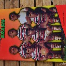 Coleccionismo deportivo: REVISTA IMAGENES DE BRASIL, PUBLICADA POR LA EMBAJADA DE BRASIL EN BOGOTÁ.ES LA HISTORIA DEL FÚTBOL . Lote 199874536