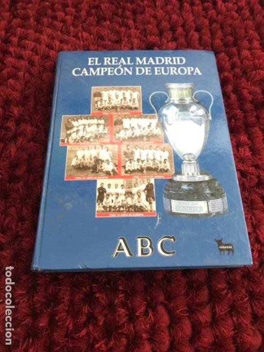 EL REAL MADRID CAMPEON DE EUROPA. ABC. COMPLETO. 37 FASCICULOS. (Coleccionismo Deportivo - Revistas y Periódicos - otros Fútbol)