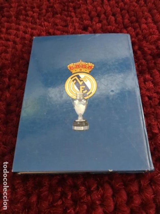 Coleccionismo deportivo: EL REAL MADRID CAMPEON DE EUROPA. ABC. COMPLETO. 37 FASCICULOS. - Foto 10 - 201119450
