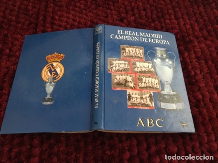 Coleccionismo deportivo: EL REAL MADRID CAMPEON DE EUROPA. ABC. COMPLETO. 37 FASCICULOS. - Foto 11 - 201119450
