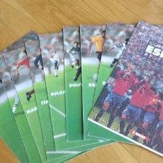 Coleccionismo deportivo: COLECCIONABLE EL SEMANAL FUTBOL GUIA MUNDIAL USA 94 COMPLETO 9 FASCICULOS MUY BUEN ESTADO. Lote 201487695