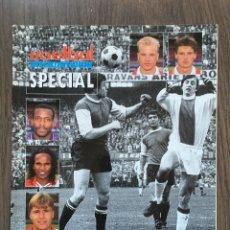 Collectionnisme sportif: CRUYFF. CRUIJFF. REVISTA VOETBAL (NL) ESPC. AJAX-FEYENOORD HISTORIA. VER DESCRIPCIÓN Y 7 FOTOS. Lote 201849962