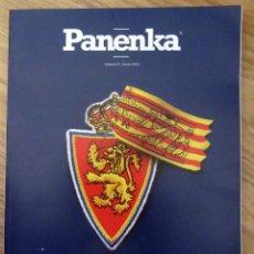 Coleccionismo deportivo: REVISTA FUTBOL PANENKA ESPECIAL REAL ZARAGOZA RECOPA 1995 ANIVERSARIO. Lote 202688002