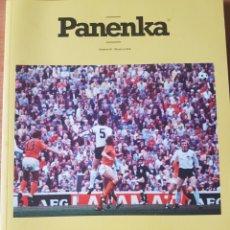 """Coleccionismo deportivo: REVISTA PANENKA NO76 NUMERO ESPECIAL """"ASI FUERON LOS 70"""" VERANO 2018. Lote 203051455"""