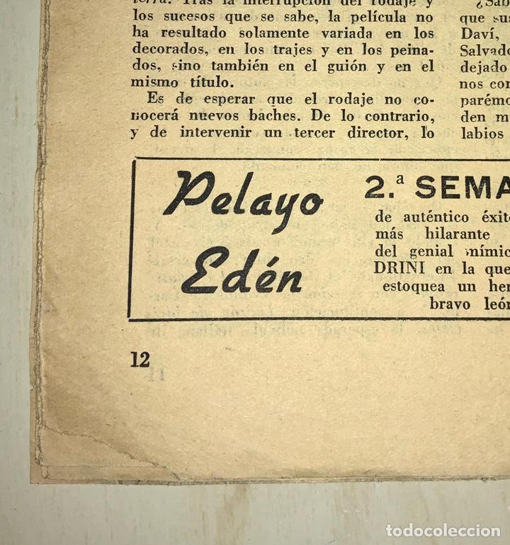 Coleccionismo deportivo: REVISTA (PERIÓDICO) EL ONCE N 295 12 DE SEPTIEMBRE DE 1950 - Foto 3 - 203293078