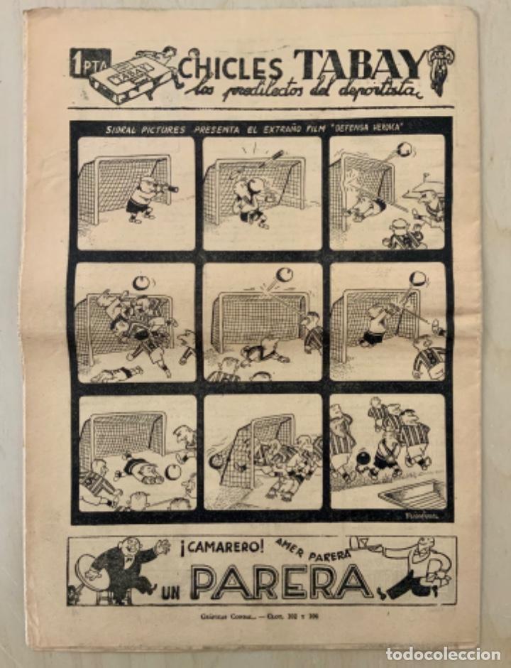 Coleccionismo deportivo: REVISTA (PERIÓDICO) EL ONCE N 298 4 DE OCTUBRE DE 1950 - Foto 2 - 203293498
