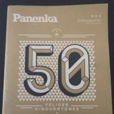 Coleccionismo deportivo: FÚTBOL PANENKA 50 - WEMBLEY - ESTEBAN - ESPECIAL 50 AÑOS - AS MARCA DON BALON. Lote 204704582