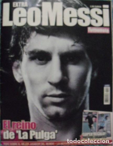 REVISTA DE FÚTBOL ''FUTBOLISTA'' - ESPECIAL LEO MESSI (2012) (Coleccionismo Deportivo - Revistas y Periódicos - otros Fútbol)