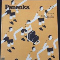Coleccionismo deportivo: FÚTBOL PANENKA 17 - MARCA ESPAÑA - R. MARTÍNEZ - MALMOE - BAPTISTAO - BERLÍN - MÁGICO G. - DON BALON. Lote 205025100