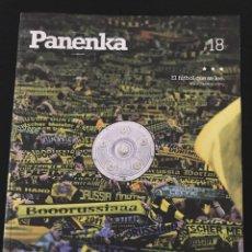 Coleccionismo deportivo: FÚTBOL PANENKA 18 - BUNDESLIGA - BALLACK - ALEMANIA - LOCO ABREU - TOTO SCHILLACI - OWEN - DON BALON. Lote 205179118