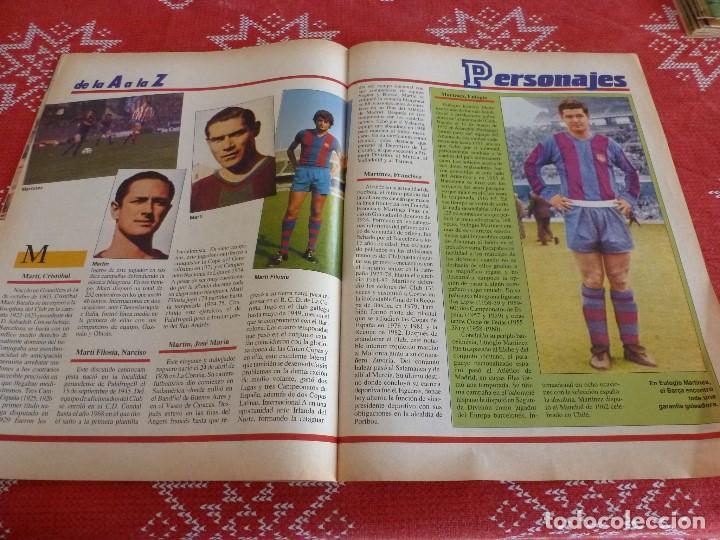 Coleccionismo deportivo: HISTORIA VIVA F.C.BARCELONA-Nº: 26-BAKERO.LOS CAMPS DEL BARÇA,EULOGIO MARTINEZ,LINEKER - Foto 6 - 205350753