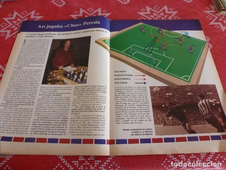 Coleccionismo deportivo: HISTORIA VIVA F.C.BARCELONA-Nº: 27-EL BARÇA B,BARÇA CAMPEON LIGA,PEREDA,MIGUELI,GONZALVO III - Foto 4 - 205350891