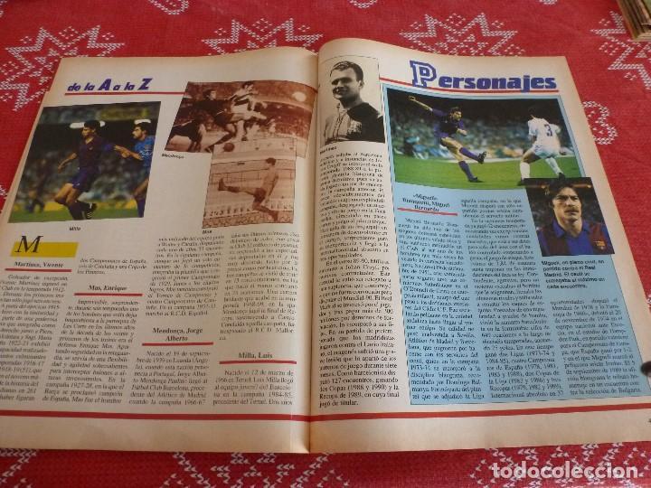 Coleccionismo deportivo: HISTORIA VIVA F.C.BARCELONA-Nº: 27-EL BARÇA B,BARÇA CAMPEON LIGA,PEREDA,MIGUELI,GONZALVO III - Foto 7 - 205350891