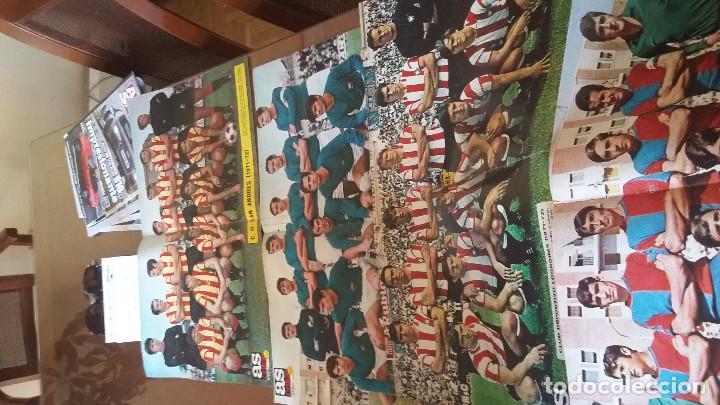Coleccionismo deportivo: COLECCION AS COLOR ANTIGUA ; COMPLETA CON 557 NUMEROS 1971-1981 - CON POSTERS - Foto 3 - 205735481