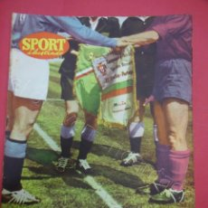 Coleccionismo deportivo: REVISTA SPORT ILUSTRADO. LOTE 14 REVISTAS CORRELATIVAS (30 AL 43). AÑO 1957. FUTEBOL PORTUGUES. Lote 205841913