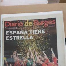 Coleccionismo deportivo: ESPAÑA CAMPEONA DEL MUNDO. Lote 206291961