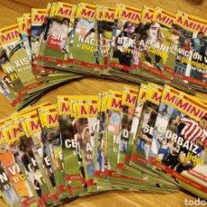 Coleccionismo deportivo: 85 MINI REVISTAS MINIMAG 2007-08. Lote 206386688