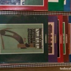 Collezionismo sportivo: COLECCION ENTERA 12 FASCICULOS LA VANGUARDIA MUNDIAL FUTBOL. Lote 206587688
