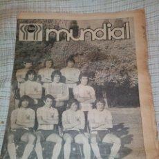 Coleccionismo deportivo: SUPLEMENTOS DEPORTIVOS DEL PERIÓDICO ARGENTINO CLARÍN SOBRE EL MUNDIAL DE FÚTBOL ARGENTINA 1978. Lote 206783532