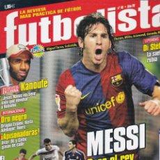 Coleccionismo deportivo: 4 REVISTAS FUTBOLISTA Nº 47,48,49 Y 50. Lote 207108733