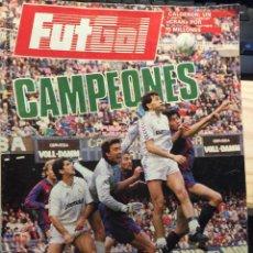 Coleccionismo deportivo: FUTGOL Nº 3. Lote 207152706