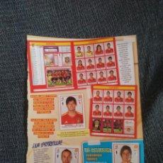 Coleccionismo deportivo: ESPAÑA CAMPEÓN EURO 2012 SILVA INIESTA TORRES, SELECCIÓN ESPAÑOLA REPORTAJE 1 PÁG REVISTA JUGÓN. Lote 207276601
