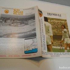 Coleccionismo deportivo: REVISTA FUTBOL VALENCIA C.F. - AÑO 1981 - Nº 43,. Lote 208109422