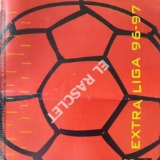 Coleccionismo deportivo: DIARIO EL MUNDO DEPORTIVO - EXTRA LIGA 96 - 97 -. Lote 209031990