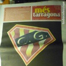 Coleccionismo deportivo: EXTRA DIARIO DEDICADO ASCENSO DEL GIMNASTIC TARRAGONA -NASTIC- A 1º DIV. 2006. Lote 211411914