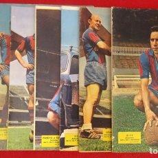 Coleccionismo deportivo: 8X REVISTA DEPORTIVA DICEN DE BARCELONA .-LOTE DE 8 EJEMPLARES DEL AÑO 1963 / 65. Lote 211487295