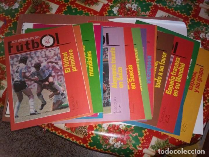 MUNDIALES DE FUTBOL (Coleccionismo Deportivo - Revistas y Periódicos - otros Fútbol)
