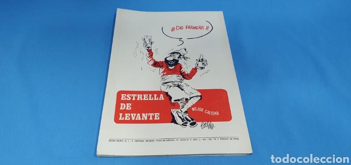 Coleccionismo deportivo: EL MURCIA Y SU ESTRELLA - POR BALDO 1971 / 73 - Foto 2 - 213057488